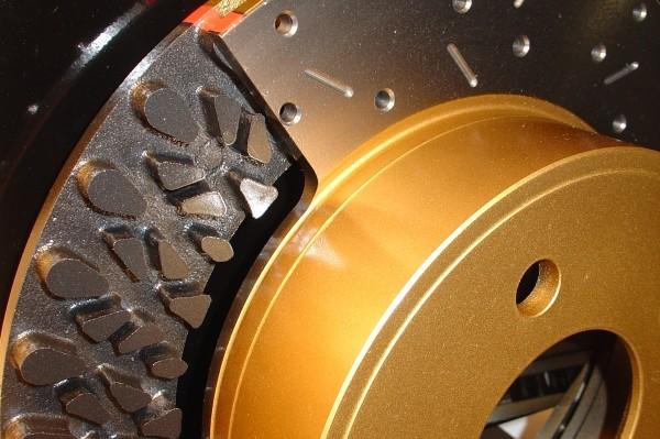 disque de frein rainur u00e9 perc u00e9 dba