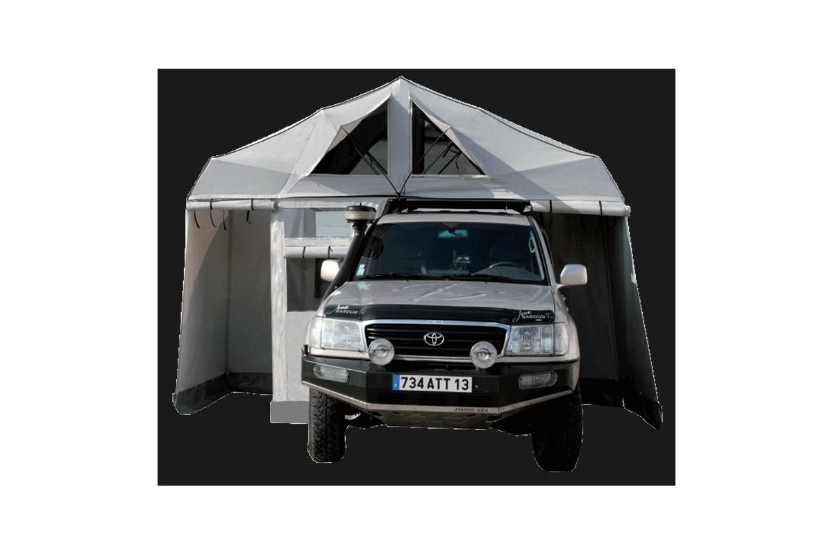 Tente De Toit Nomad 130 JAMES BAROUD Dream Team Car