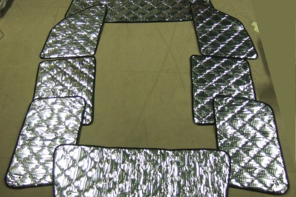 Kit isolation de vitres