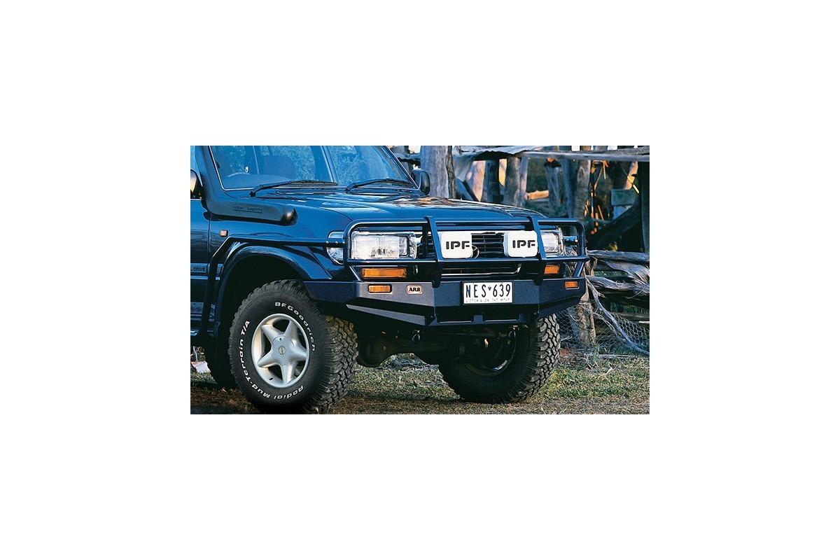 Pare Chocs Avant Arb Dream Team Car Toyota Land Cruiser Srie 8 Hdj80 12s 42 Td 1992 1995 1hd T 160