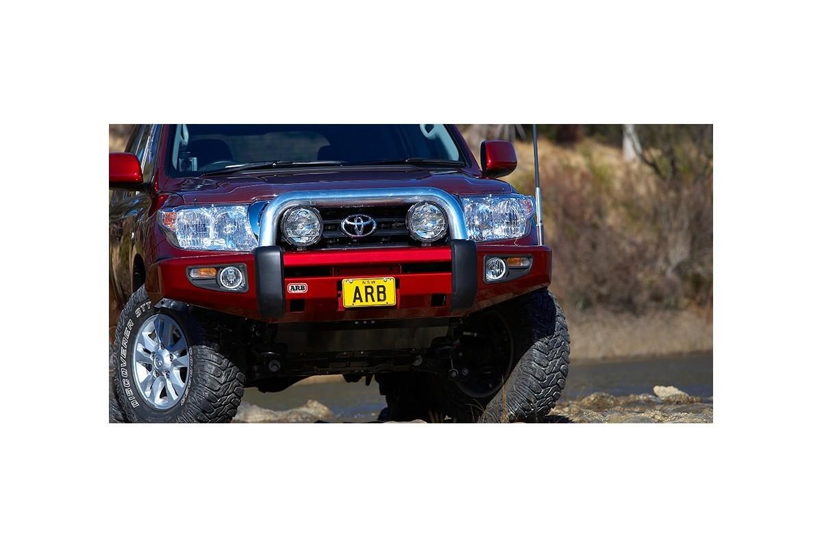 Pare Chocs Avant Arb Dream Team Car Toyota Land Cruiser Srie 20 Urj200 57i V8 Es 2010 2012 3ur Fe