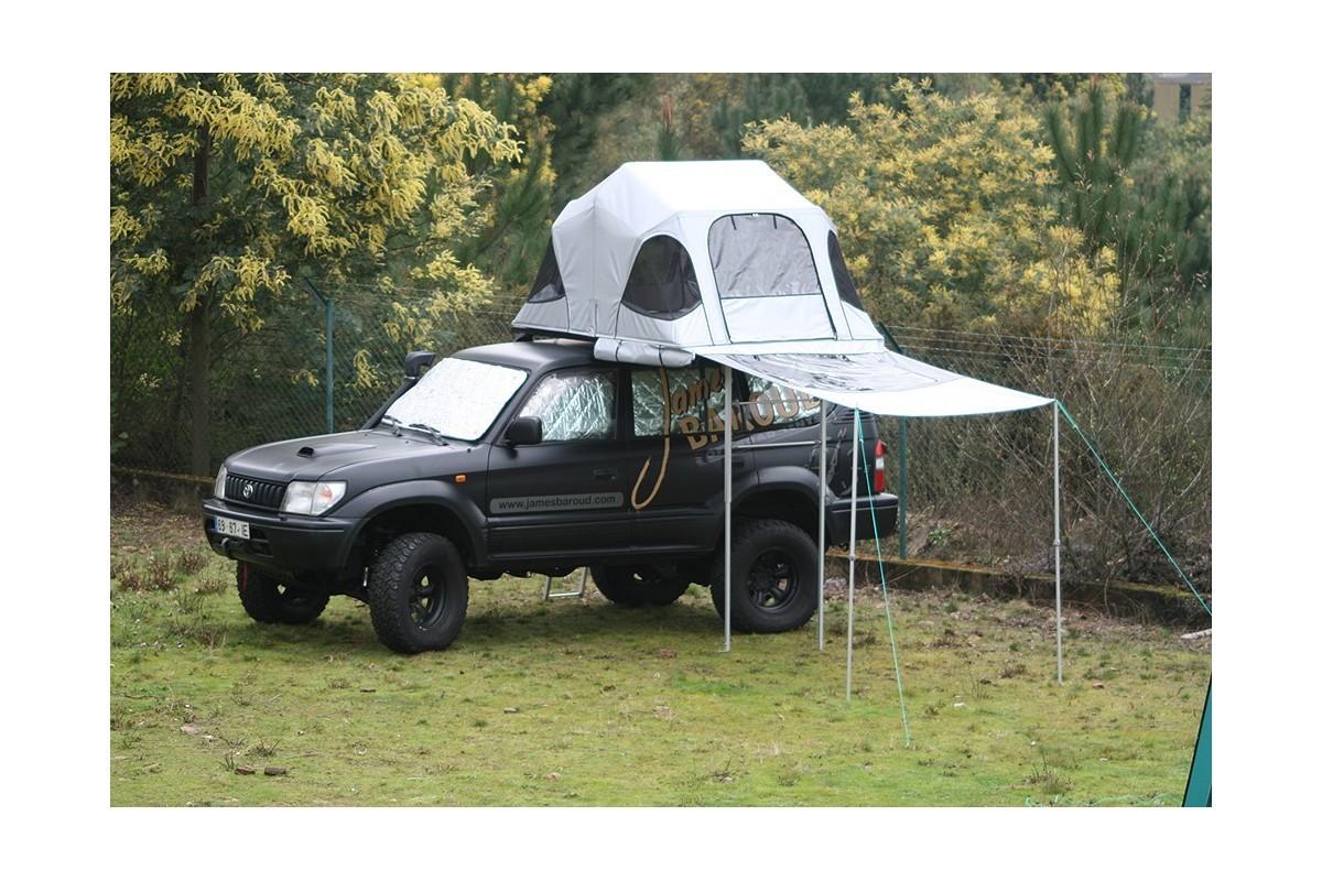 tente de toit horizon vision dream team car. Black Bedroom Furniture Sets. Home Design Ideas