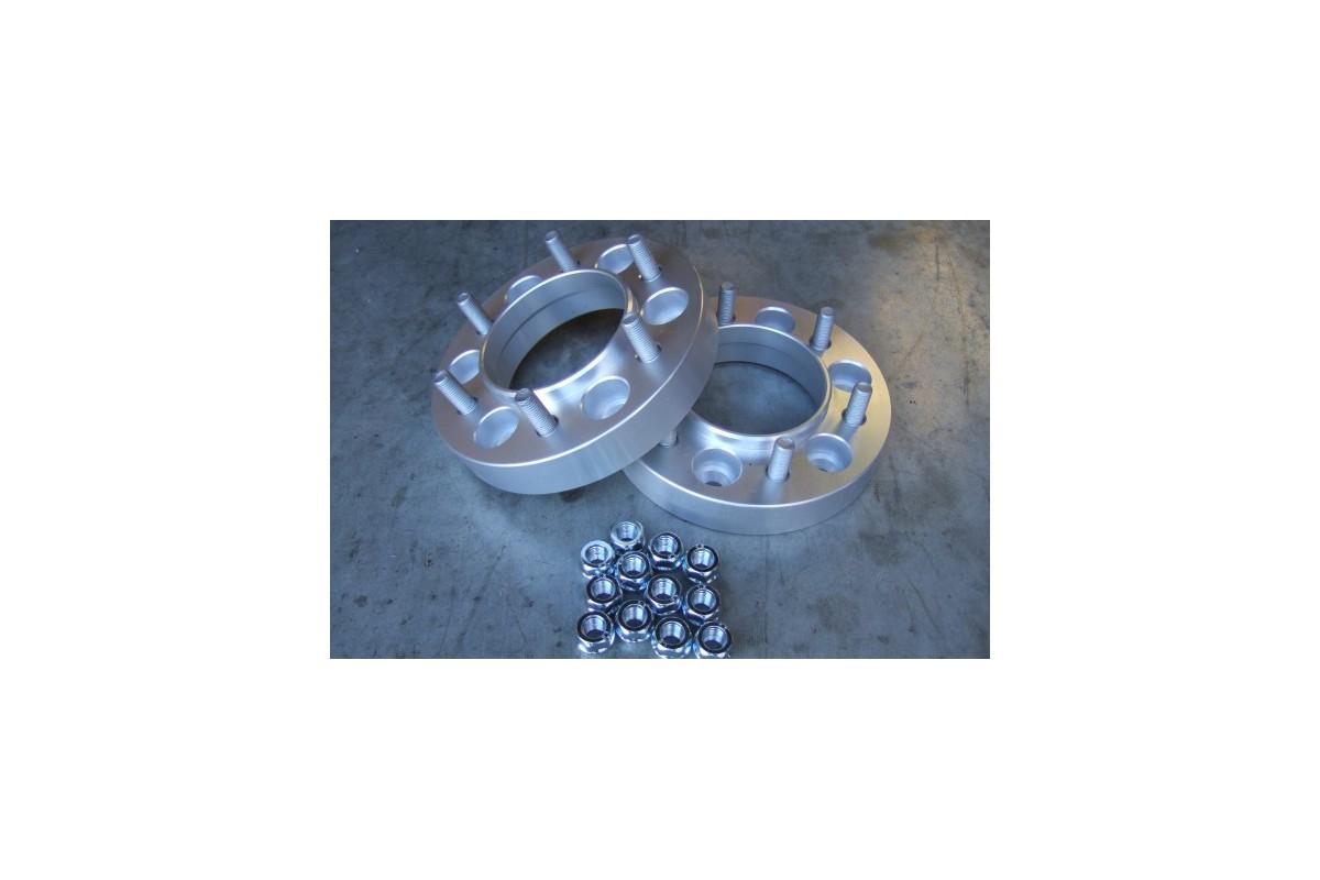 Hofmann /élargisseur de voie Aluminium 4/x 30/mm = 2/axes